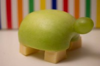 gezonde traktatie appel