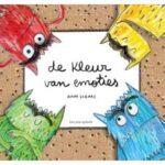 Recensie: De kleur van emoties, Anna Llenas