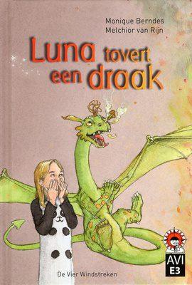 Recensie: Luna tovert een draak, Monique Berndes