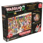 Suggestie: Puzzelen in kerstsferen met WASGIJ? Christmas Puzzle