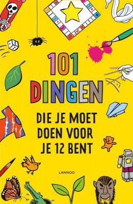 101 dingen die je moet doen voor je 12 bent