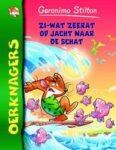 9789085922919 Oerknagers 8 Zi Wat Zeerat op jacht naar de schat