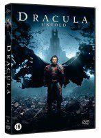 Dracula Untold 3D DVD
