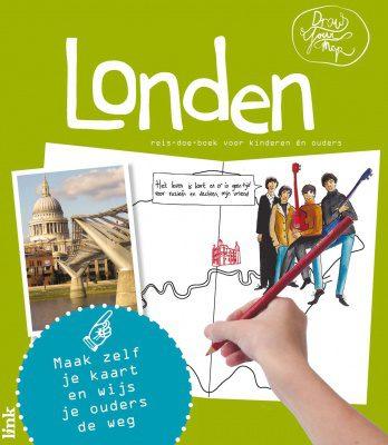 drawyourmap london