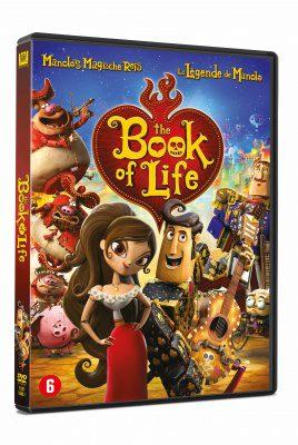 TBOL DVD 3D