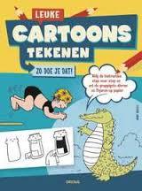 leuke cartoons tekenen