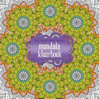 het derde enige echte mandalakleurboek 332x332