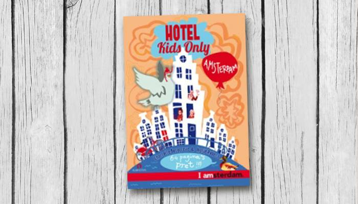 hotel kids only amsterdam