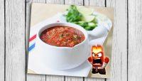 Koken met Binnenstebuiten: Licht ontvlambare salsa voor Woede
