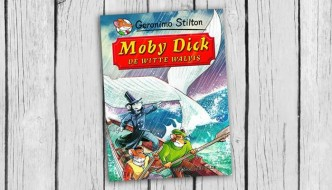 Win Moby Dick van Geronimo Stilton