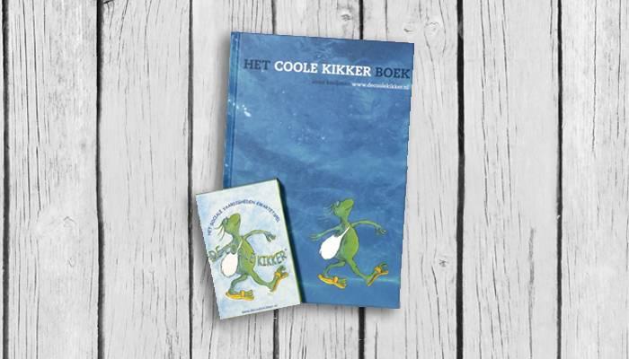 coole kikkerboek en kwartet