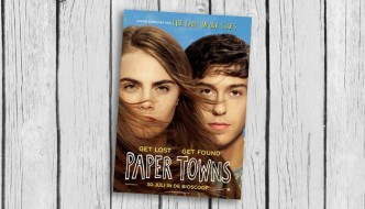 paper towns filmposter