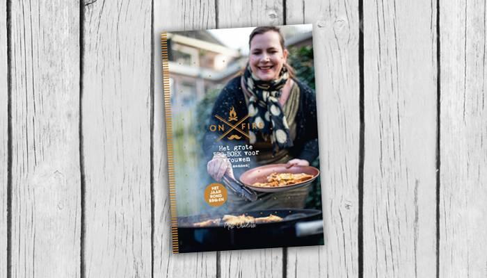 On Fire het grote BBQ boek voor vrouwen