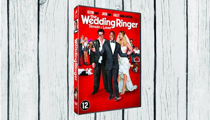 The Wedding Ringer Packshot DVD 1