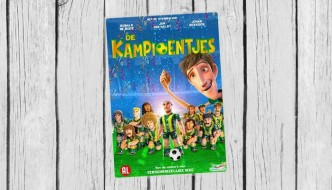 Win De Kampioentjes op dvd of blu-ray