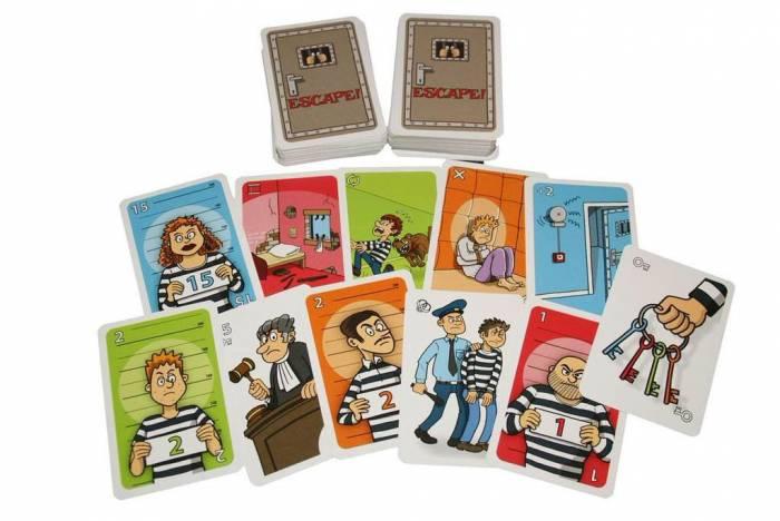 escape kaarten