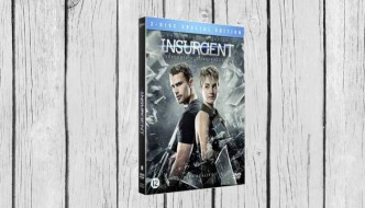 Win INSURGENT op dvd of blu-ray