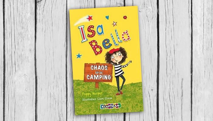isa bella chaos op de camping