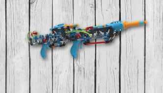 Win een K-Nex K-Force Mega Boom