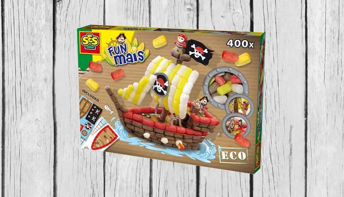 ses funmais piratenschip