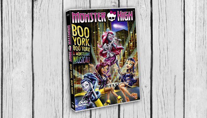 Recensie: Monster High: Boo York, Boo York