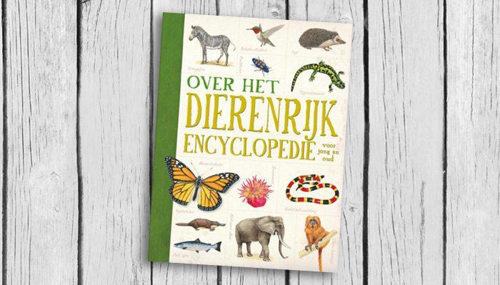 Over het dierenrijk encyclopedie voor jong en oud