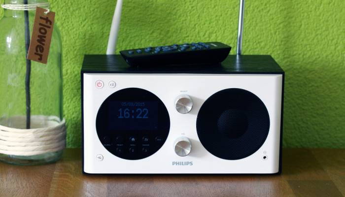 recensie-philips bluetooth radio