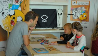 Win een creatieve workshop tekenen in Eye Amsterdam