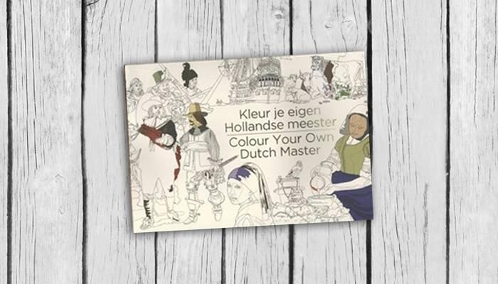 Kleur je eigen Hollandse meester