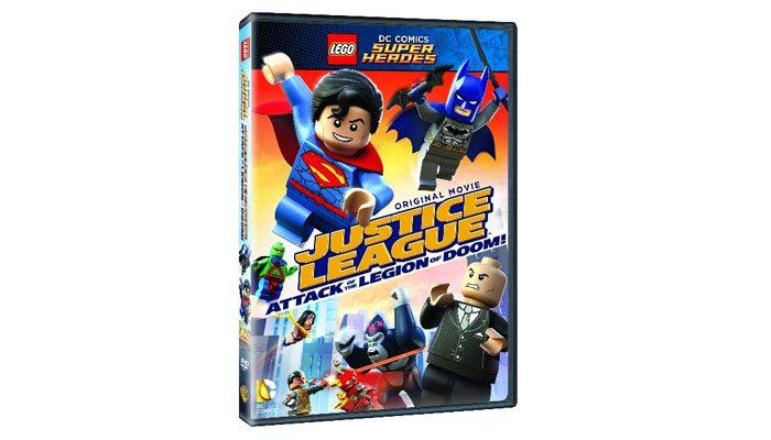 Recensie: LEGO DC Comics Super Heroes: Justice League – attack of the legion of doom