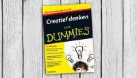 Recensie: Creatief denken voor dummies, David Cox