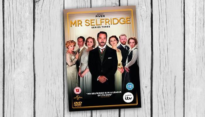 Mr. Selfridge seizoen 3