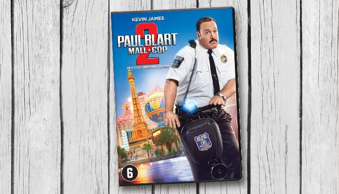Paul Blart Mall Cop 2 DXS04820 2D