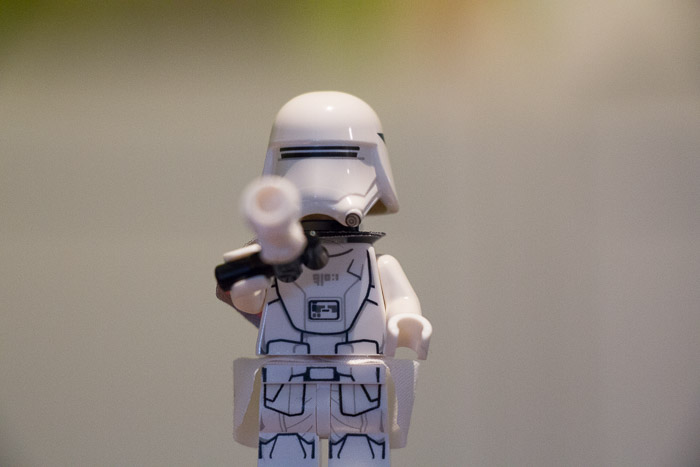 Recensie LEGO Star Wars Snowspeeder 8041