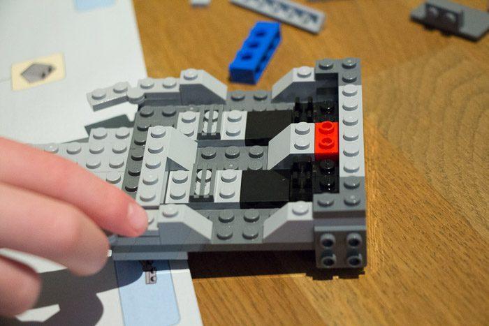 Recensie LEGO Star Wars Snowspeeder 8043