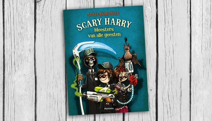 Scary Harry Meesters van alle geesten