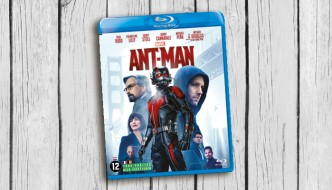 Win Ant-Man op blu-ray + een Ant-Man headset