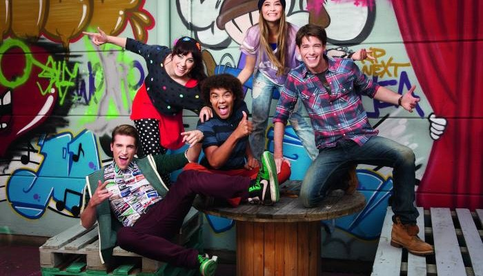Suggestie: Make It Pop en Ghost Rockers nieuw bij Nickelodeon @NickNederland #Ghostrockers #Makeitpop