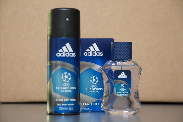 Recensie: adidas UEFA Champions League Body Care