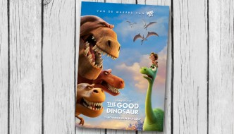 Win The Good Dinosaur prijzen