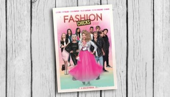 Win vrijkaarten Fashion Chicks + het boek Soapsop #FashionChicks @fashionchicksfilm