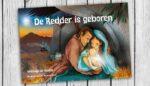 Recensie: De Redder is geboren, Willemijn de Weerd