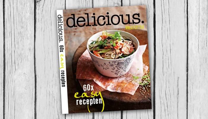 Delicious 60x easy recepten