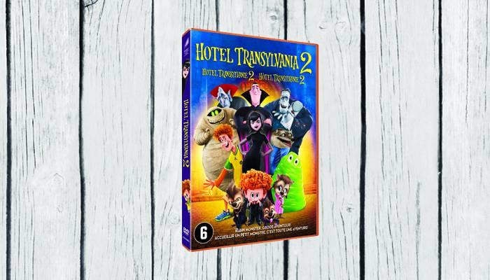 Hotel Transylvania 2 DXS06386SE2 3D