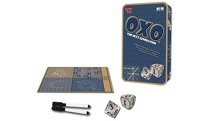 OXO Identity games