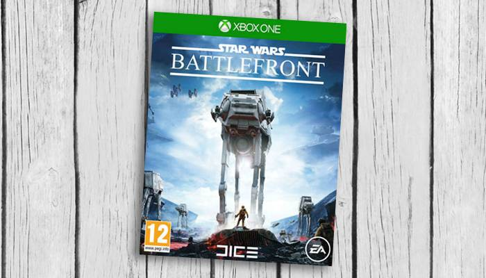 star wars battlefront xbox one xboxone box1