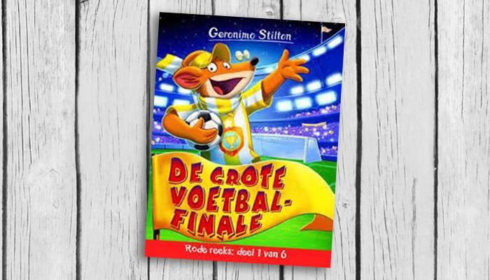 de grote voetbalfinale