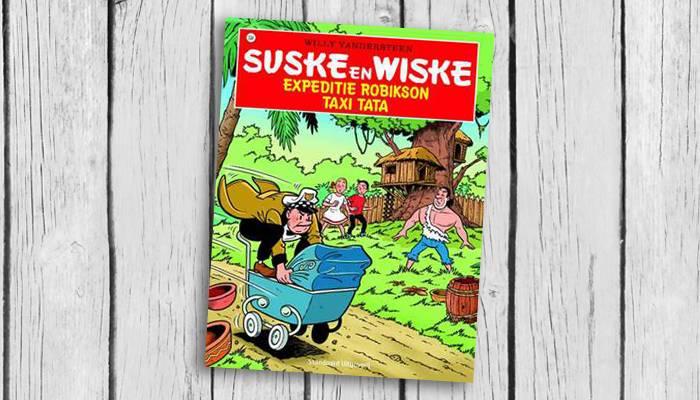 suske-en-wiske-dubbelalbum-taxi-tato-expeditie-robikson-peter-van-gucht-willy-vandersteen-boek-cover-9789002258237
