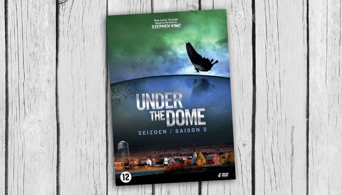 under the dome s3 dvd 2d