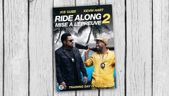 ride along 2 dvd 2d